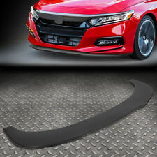 "Universal 66"" Front Bumper Lip Flat Under Panel Splitter Spoiler Plate Diffuser"