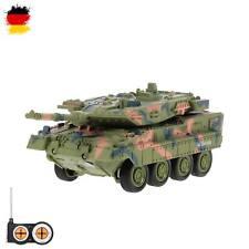 RC ferngesteuerter German Leopard 2A7, Panzer-Modell, Deutsches Militär-Fahrzeug
