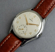 OMEGA Cal.265  2503-9  Gents Vintage Stainless Steel Watch 1949