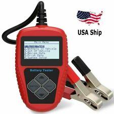USA 12V BA101 Auto Car Battery Load Tester Analyzer Analysis Tool 100-2000CCA