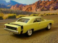 1969 69 Dodge Dart GT 340 V-8 Sport Muscle Car 1/64 Scale Limited Edition I