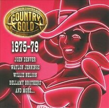 Country Gold: 1975-79 -- New Country Music CD