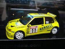 Renault Clio Maxi Rally kitcar rally Rouergue #11 jordan 1995 nuevo Ixo 1:43