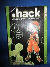 hack legend Of The Twilight Volume 1