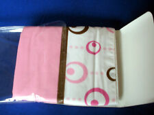 Simply Baby  by NOJO~Pink WINDOW VALANCE~Metro Collection~NEW IN PACKAGE