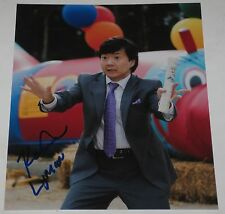 KEN JEONG SIGNED 8X10 PHOTO AUTHENTIC AUTOGRAPH THE HANGOVER MR. CHOW COA A