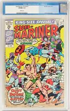 Sub-Mariner Annual Special #1 (Jan 1971, Marvel) CGC 9.0 VF/NM - WHITE Pages