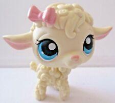 FIGURINE DE COLLECTION PETSHOP PET SHOP LPS # 186  mouton