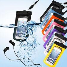Universal Waterproof Rigid Plastic Mobile Phone Cases, Covers & Skins