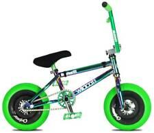 Wildcat Joker original 2c mini BMX bike sin freno verde bicicleta para niños
