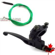 Clutch Lever Green Cable For Chinese 50 70 90 110 125 140 160cc Pit Dirt Bike