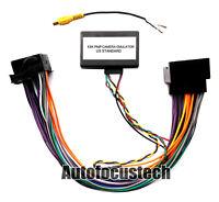 RVC PNP Emulator Activate/Open Reverse Camera Image For BMW E9x E91 E92 CIC Host