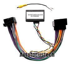 RVC PNP Emulator Activate Reverse Camera Image For BMW E9x E91 E92 CIC Host US