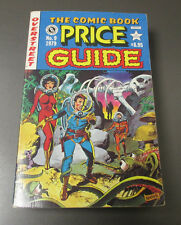 1979 OVERSTREET Comic Book Price Guide #9 FVF Wally Wood Cover