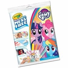 Crayola My Little Pony Color Wonder Mess Free Magic Colouring Book & Pens
