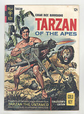 Tarzan #163 VG+ Wilson Painted Cover, Marsh, Manning, Leopard Girl