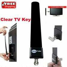 Clear Tv Key Hdtv Free Tv Stick Satellite Digital Antenna Ditch Cable For Indoor