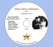 DVD Mary Pickford Rare Shorts disc I (1909-1912)