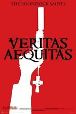 THE BOONDOCK SAINTS - VERITAS AEQUITAS POSTER - 24x36 REEDUS DAFOE 3027