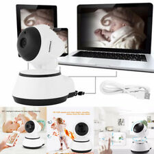 720P Baby Monitor WIFI Wireless Monitor Camera Night Vision Viewer Audio Video