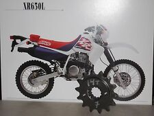 Honda XR650L 14T MAXIMUM SPLINE CONTACT DOUBLE LIFE FRONT SPROCKET