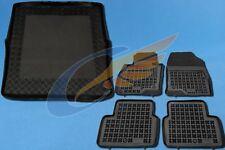 Gummi-Fußmatten+Kofferraumwanne MAZDA 6 III GJ Kombi ab 2012