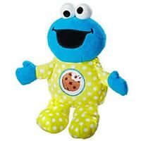 Playskool Friends Sesame Street Snuggle Me in Cookie Monster Plush NEW