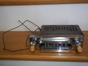 Original 1961 Ford Fomoco Falcon OEM radio