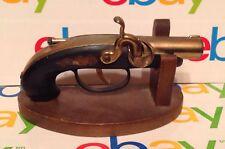 VINTAGE JAPAN ROSEN NESOR DERRINGER GUN CIGARETTE TABLE LIGHTER