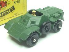 MATCHBOX 1/50 - 61A  FERRET SCOUT CAR