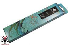 NIPPON KOH DO INCENSE JAPANESE 20 SMOKE FREE ENCENS JAPONAIS MADE IN JAPAN AQUA