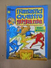 I FANTASTICI QUATTRO GIGANTE n°20 1979 ED. Corno  [SP14]