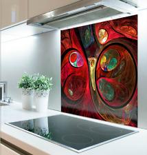 60cm x 75cm Digital Print Glass Splashback Heat Resistant Toughened 87366841