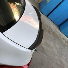 Flat Black 648 HPDL Type Rear Trunk Spoiler Wing For 2008~10 Ford Focus Sedan