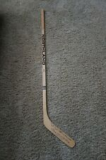 Gordie Howe Autographed Hockey Stick, Rare 'mrandmrshockey.com' Authenticated
