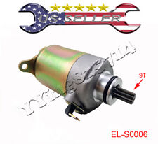 Starter Motor for GY6 150cc Scooter Moped Hammerhead Twister Series 150 starter