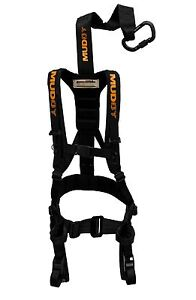 Muddy Outdoors Safeguard Treestand Black Harness X-Large