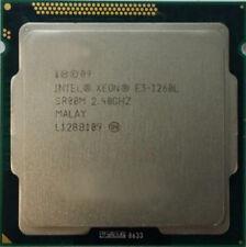 Intel Xeon E3-1260L 2.4GHz LGA 1155 SR00M 4-Core 8-Thread 45W 5GT/s Processor