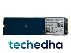 Western Digital 256GB M.2 NMVe SSD Solid State Drive SDAPNUW-256G-1002 SN520
