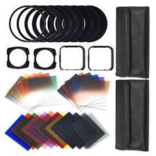 41 Pcs Square gradient lenses + ND Filter Kit K2P1