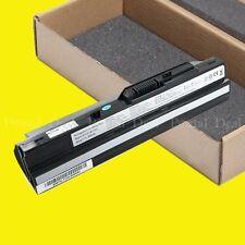 9 Cell Battery for MSI Wind U90 U90X U100 U100X U210 BTY-S11 BTY-S12 PROLINE New