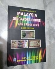 23rd ISC Steven Tan Coins Paper Money Banknotes catalog Malaysia 2019 - ready