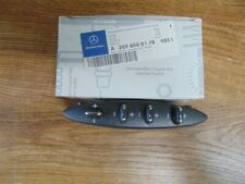 Brand New Front Left Seat Switch Genuine Mercedes W203/C209 - A2098000178