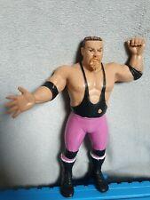 WWF WWE LJN Wrestling Vintage Figure Rare Jim Neidhart Anvil Hart Foundation