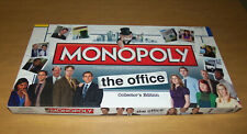 HASBRO 2010 The Office Monopoly Collector's Edition Board Game ~ 100% COMPLETE!!