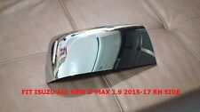 1PC GENUINE ISUZU ALL NEW D-MAX 1.9 2015-17 CHROME COVER WING MIRROR RH SIDE