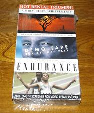 Endurance (VHS, 2000) Disney NEW & FACTORY SEALED screener