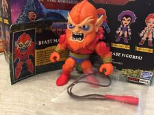 """LOYAL SUBJECTS MASTERS OF THE UNIVERSE """"BEAST MAN"""" 3"""" ACTION VINYL FIGURE HE-MAN"""