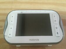 Motorola Baby Monitor 843Connect , Parent Unit Only, - C