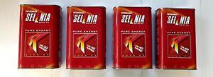 4 Litri Olio Motore Per Auto Petronas Selenia k Pure Energy 5W40 Multiair aceaC3